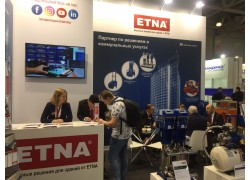 ETNA Attended Aqutherm Moscow 2019