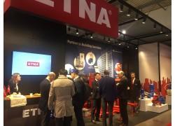 ETNA Attended MCE 2018 EXPOCOMFORT