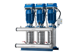Water Booster Systems