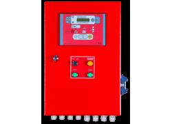 EN 12845 Fire Pump Diesel Control Panel