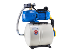 Residential Packaged Water Booster Systems