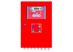 NFPA 20 Fire Pump Diesel Control Panel