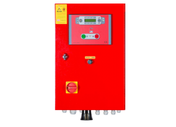 NFPA 20 Fire Pump Electrical Control Panel