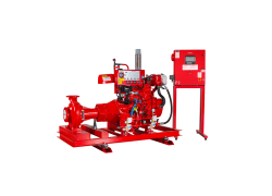 UL Listed and FM Approved Fire Pump Systems