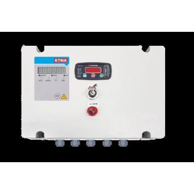 Motopump Control Panel