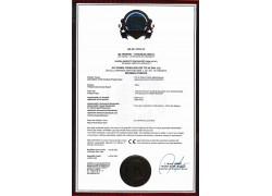 CE Document (EPH, KO, KI, KO-ST Booster Series)