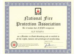 NFPA Membership Document