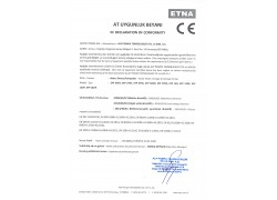 EC Declaration Of Conformity (Sewage and Drainage Pumps)