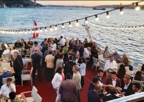 TTMD İstanbul Temsilciliği'nin Geleneksel Boğaziçi Buluşması