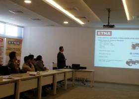 ETNA Eğitim Seminerlerine Devam Ediyor