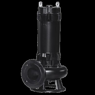 EFP DP - 2P Serisi Parçalayıcı Bıçaklı Foseptik Pompası