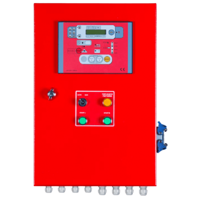 EN 12845 Yangın Pompası Dizel Panosu